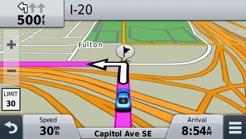 Garmin Real Directions icon